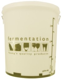 5 Litre Fermentation Bucket and Lid