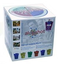 Alcoshot kit - Refill (Apple)
