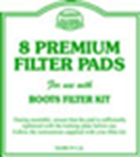 'Boots' Filter Pads