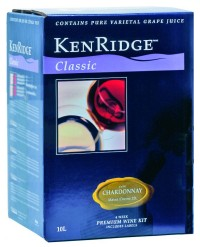 Kenridge Classic - White Zinfandel Wine concentrate (Rose)