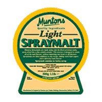Muntons Light Spraymalt 500g