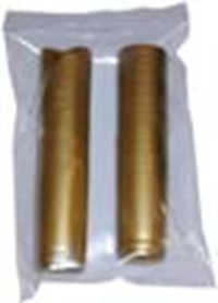 Shrink Capsules Gold (30)