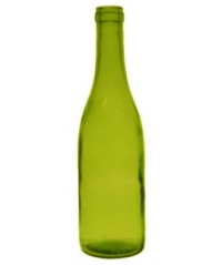 Wine Bottle Green 75cl (qty 15)