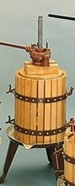 Wooden Fruit Press 20 Litre Capacity